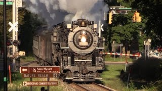 NKP 767 Steam In The Valley 2016