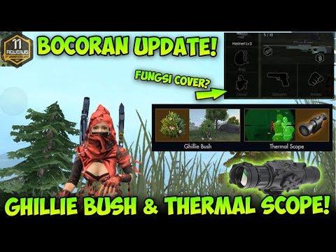 apa-fungsi-cover?-bocoran-update-ghillie-bush-&-thermal-scope---garena-free-fire