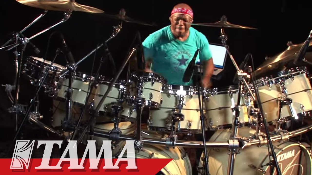 Billy Cobham On His Return To TAMA And STAR Drums