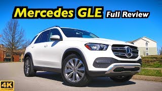 2020 Mercedes GLE 450: FULL REVIEW + DRIVE | The World's Most High-Tech Crossover!