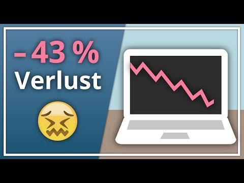 -43% Verlust Durch Bankberater: Abwarten Oder Verkaufen?