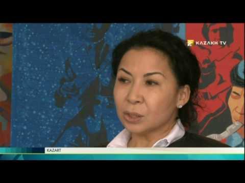 KazArt №9 (26.06.2017) - Kazakh TV