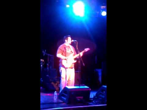 Garret Rein's Hard Rock guitar riff at the Roxy Theatre W. Hollywood