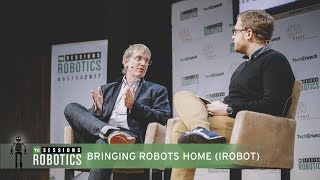 Bringing Robots Home with Colin Angle (iRobot)
