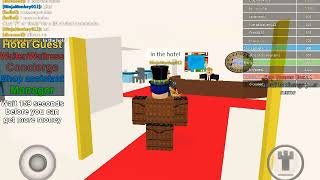 """ROBLOX"" Showing Elephant Hotel secrets"