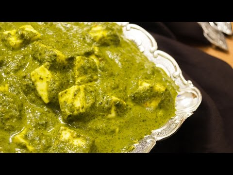 Palak Paneer Recipe - Dhaba Style | Indian Main-Course