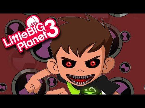 LittleBIGPlanet 3 | EVIL BEN 10 thumbnail