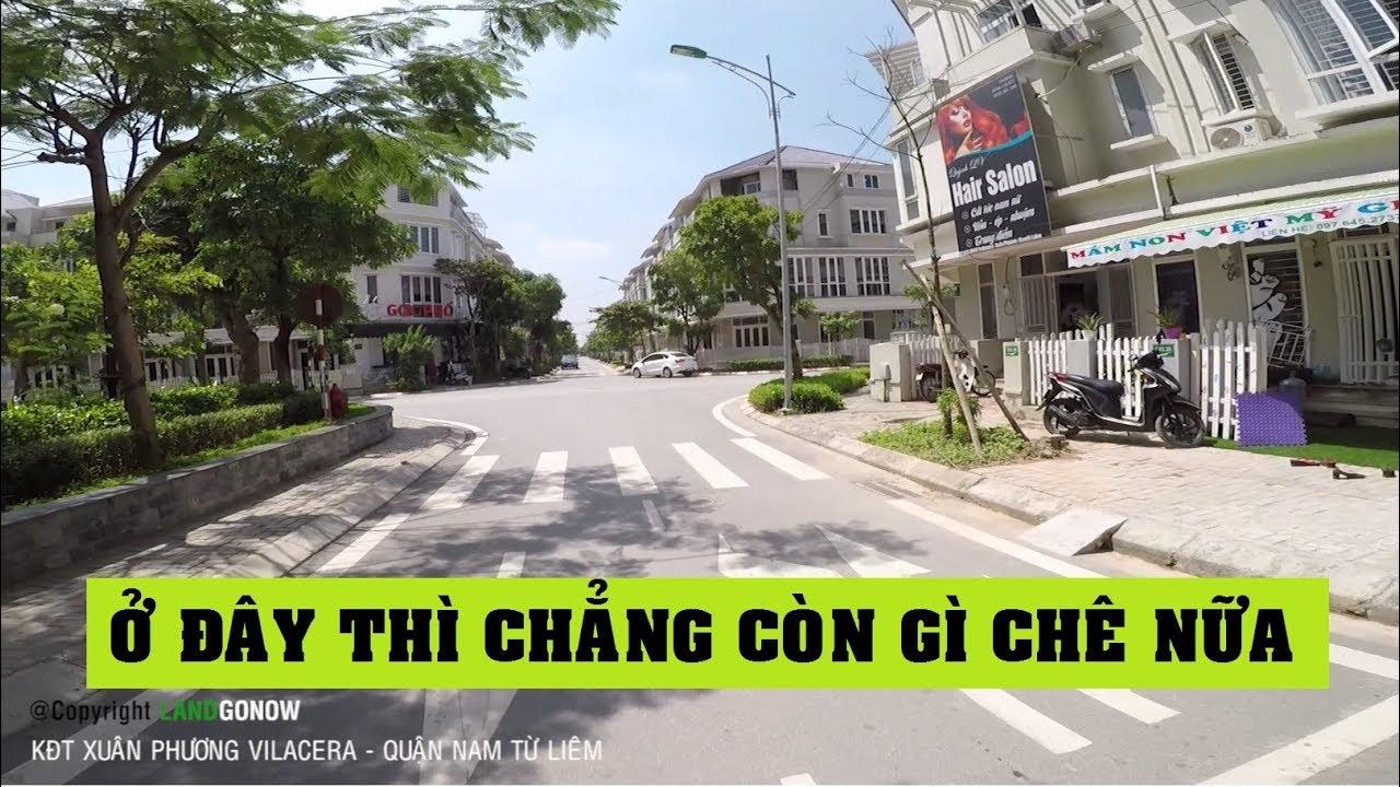 Nhà đất khu đô thị Xuân Phương Vilacera, TL70A, Xuân Phương, Nam Từ Liêm, Hà Nội – Land Go Now ✔