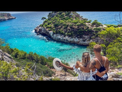 PALMA DE MALLORCA VLOG - Such a beautiful place!