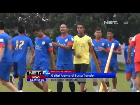 NET24 - Liga Super Indonesia - Arema Cronous Tidak Lagi Menggunakan Jasa Rahmad Darmawan