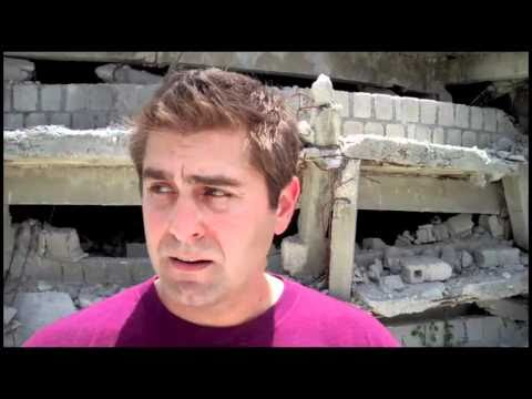 Mythbuster's star Tory Belleci joins LifeGivingForce in Haiti