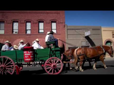 Lake County Round-Up Parade 9-05-2016