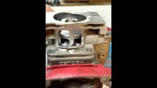 Préparation moteur Zenoah