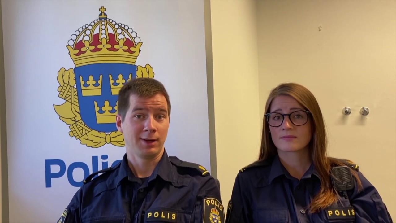VIKTIG information från BRÅ och Polisen till ALLA föräldrar!