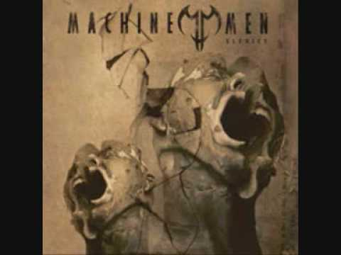 Machine Men - Doors Of Resurrection