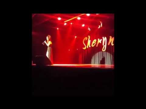 Sheryn Regis Live In Concert Sydney Canterbury Hurlstone Park RSL