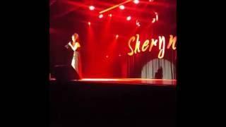 Sheryn Regis Live In Concert Sydney Canterbury Hurlstone Park RSL ...
