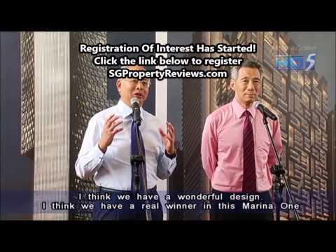 Marina One Residences | Registration Starts Now | Temasek Holdings And Khazanah Nasional