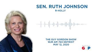 Sen. Johnson talks elections on The Guy Gordon Show on WJR