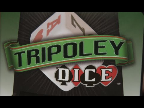 Tripoley Dice Slide From Alex Brands