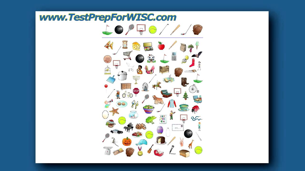 wisc intelligence test pdf