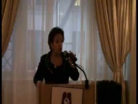 U.S. Attorney Loretta Lynch at At Agudah Breakfast