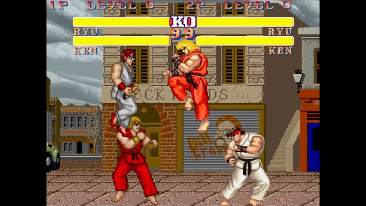 Street Fighter 1 Ryu | Pics | Download |