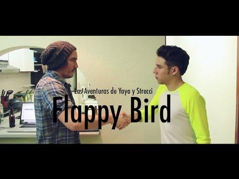 Las Aventuras de Yayo y Strecci - Flappy Bird