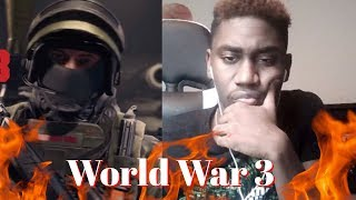 World War 3 | Official Early Access Release Trailer | Reaction