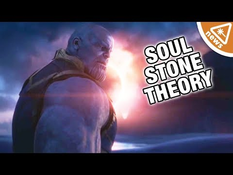 "Was the Soul Stone Theory Confirmed by Thanos' ""River of Blood?"" (Nerdist News w/ Jessica Chobot)"