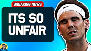 NADAL Unhappy with ATP Schedule | Tennis News