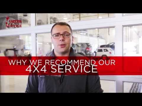 Why we recommend: 4X4 Service | Capital Chrysler Dodge Jeep Ram | Edmonton Auto