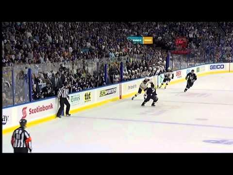 MILAN LUCIC  Scores a sick goal Bruins VS. Tampa GAME 6