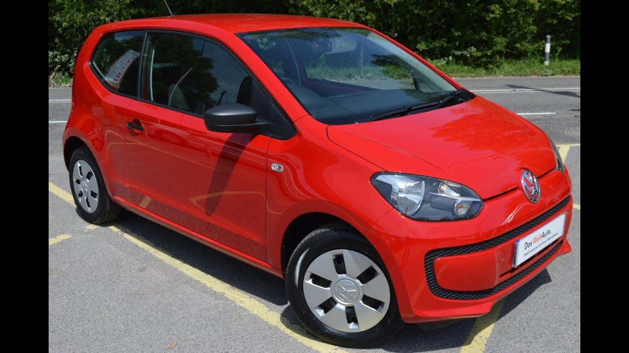 2015 vw volkswagen up take up 3dr 1 0 60ps tornado red. Black Bedroom Furniture Sets. Home Design Ideas