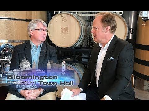 Bloomington Town Hall: Bloomington's Tech Scene