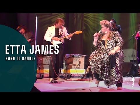 Etta James - Hard To Handle (Live At Montreux 1993)
