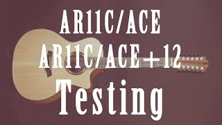 Baton Rouge AR11CACE & AR11CACE12 in Full Swing