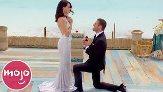 Top 10 Most Romantic Proposals on The Bachelor