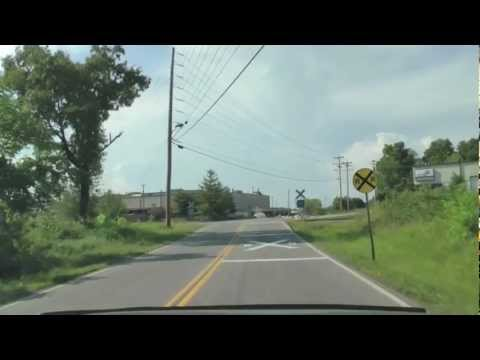 Dickson Tennessee Industrial Park Drive Through