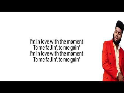 Khalid - Motion (Lyrics | Lyric Video)