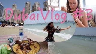 DUBAJ 2015 - tradycyjna kolacja