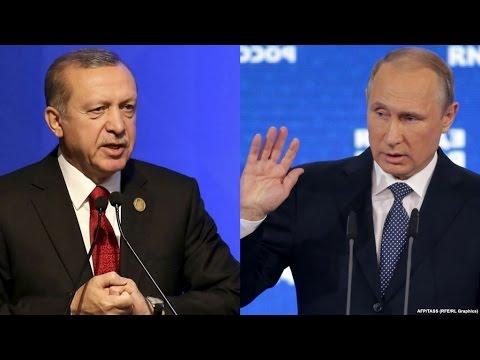 Erdogan Putinə göndərdiyi məktubdan danışdı