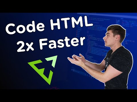 Learn Emmet In 15 Minutes - Double Your HTML Coding Speed