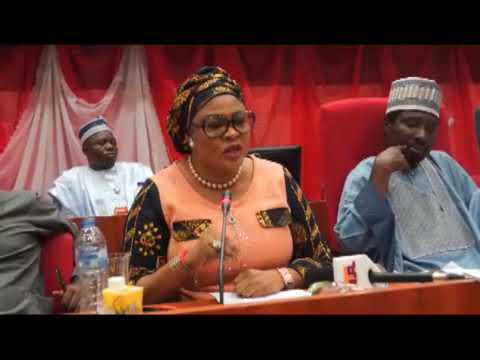 Sen. Stella Oduah commended the Budgeting office for the unprecedented transparency.