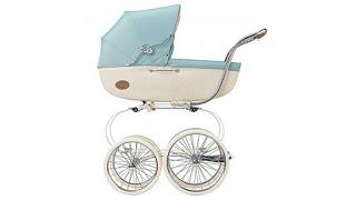 Ретро коляски для новорожденных 2018
