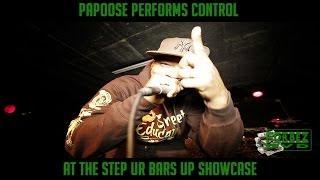Papoose - Control Response Live (Kendrick Lamar Diss) #stepurbarsupshowcase