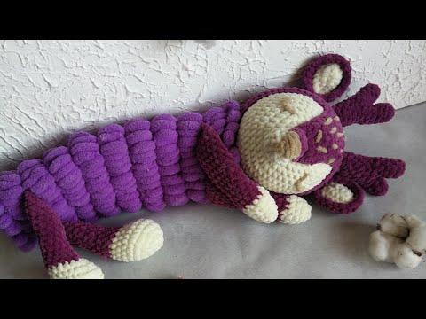Спи, моя радость: мастер-класс по изготовлению игрушки-пижамницы