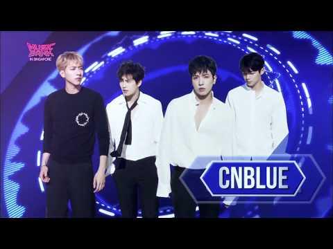 뮤직뱅크 Music Bank - Intro + 이렇게 예뻤나 - 씨엔블루 (Intro + You're so fine - CNBLUE).20170815