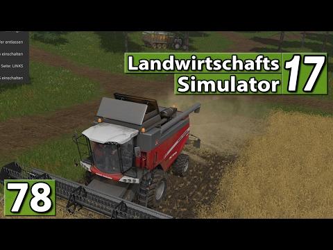 Oh Weh oh weh das Silo ist ZÄH ► LS17   Landwirtschafts Simulator 17 #78