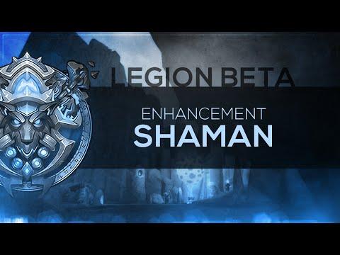 FinalBossTV - WoW LEGION Beta | Enhancement Shaman [2nd Pass]